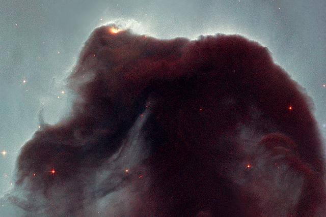 Horsehead-Hubble